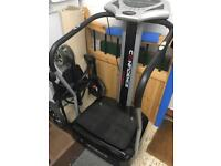 Confidence power plate