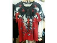 Philipp plein tshirts rrp £450 new all sizes