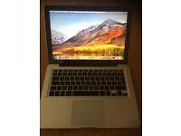 **refurbished** 13.3 mid 2012 500GB MacBook pro