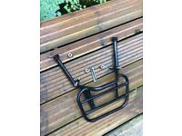 Suzuki Bandit 600 mk1 luggage rack. May fit 1200.