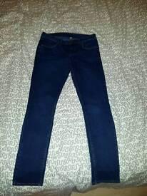 Topshop Baxter Jeans