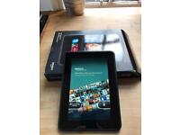 Kindle Fire HD 16Gb tablet