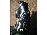 Motocaddy Tour Cart Bag Black/Silver