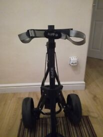 Hippo golf trolley GOOD CONDITION