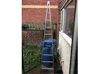 V ladder