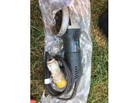 Bosch Professional 110v Angle Grinder