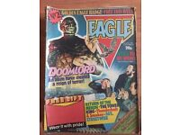 53 x Eagle comics from 1982