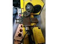 Hobbymat universal Metal lathe + tooling