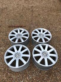 "VW / Audi RS4 18"" Alloy Wheels"