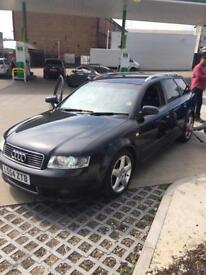 Audi A4 estate 2005 automatic
