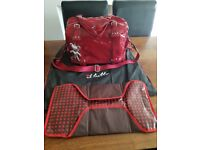 Il Tutto Changing Bag with mat/dust bag