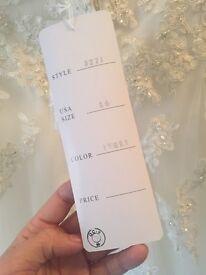Sincerity Wedding Dress size 16