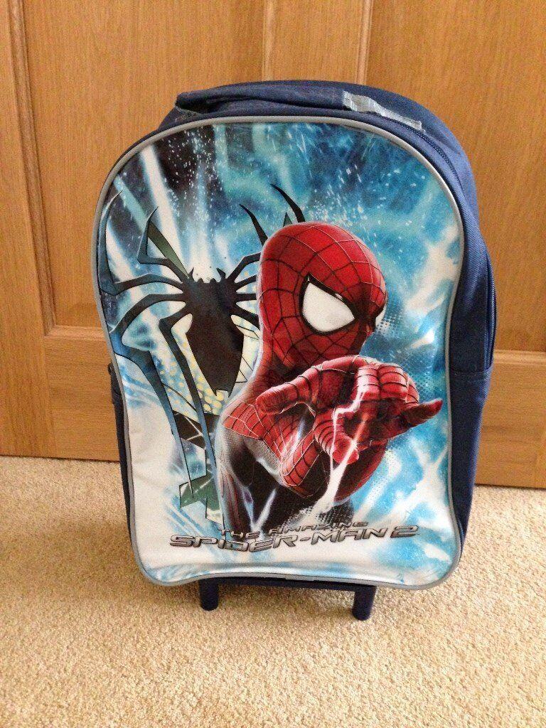 Spiderman Hand Trolley