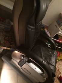 Luxury ORTON massage chair