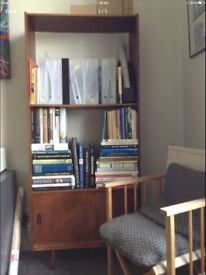 G plan style bookcase