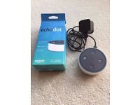 Brand new Multimedia Speaker- Amazon Echo Dot