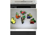 Robertsons Golly badges and pendants wanted