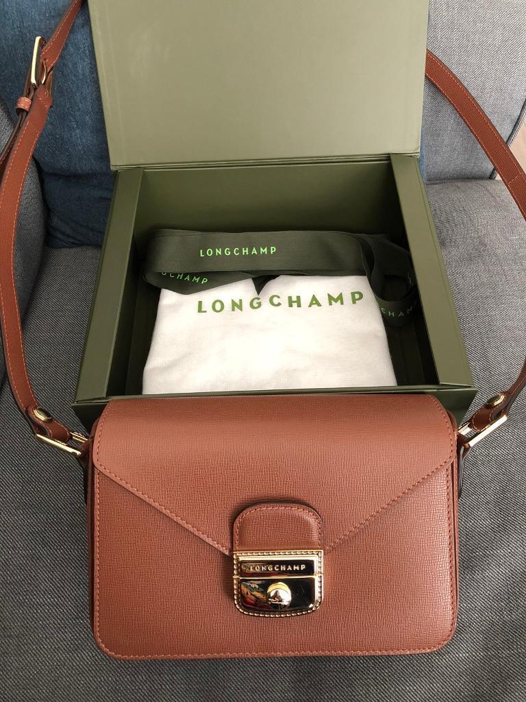 957f0f969d3a Genuine LONGCHAMP Le Pliage Heritage Small Crossbody Bag