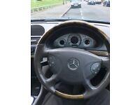 Mercdes e320 avant garde Disel auto