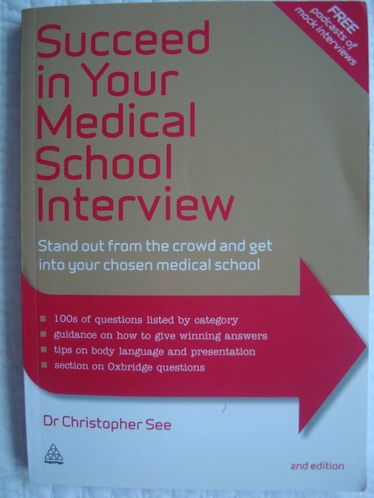 medical interview books succeed in your medical school interview medical interview books succeed in your medical school interview questions and