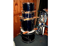 VINTAGE PREMIER OLYMPIC DRUMS (Shell Pack)
