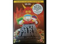 SouthPark Bigger Louder & Uncut DVD Full Length
