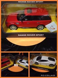 RC Cars (Wide Variety of Models available) - For Sale