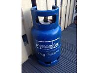 Calor gas 7kilo bottle