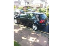 Volkswagen Golf 1.6 FSI Match 5 dr, AUTOMATIC, LEATHER INTERIOR, PARKING AID (front and rear)