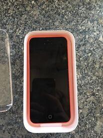Pink iPhone 5c 8gb unlocked