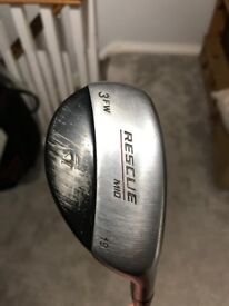 TAYLORMADE RESCUE Tp 19 degree