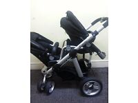 Icandy Double Pushchair