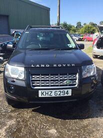 Landrover freelander xstd4 needs gear box