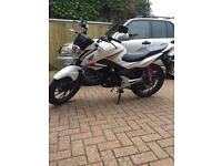 Honda cb125f for sale immaculate condition (500miles)