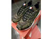 MENS NIKE AIR MAX 97 COUNTRY CAMO PACK FRANCE