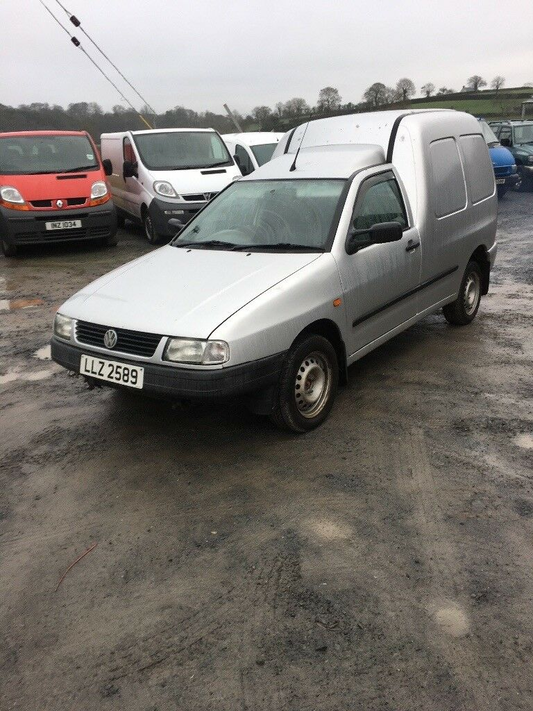 2003 caddy 1.9 sdi & Tdi for breaking engine 5 speed gearbox's