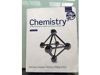 Chemistry cube book for sale!