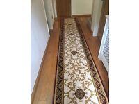 Hall way runner / rug