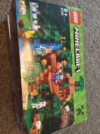 Various lego sets.