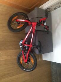 16inch wheel Specialized Bike
