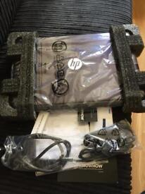 brand new HP laptop ( mint condition)