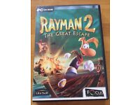 RAYMAN 2 THE GREAT ESCAPE PC CD Rom