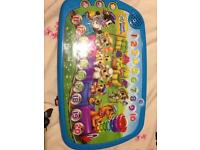 Leap frog touch magic learning pad