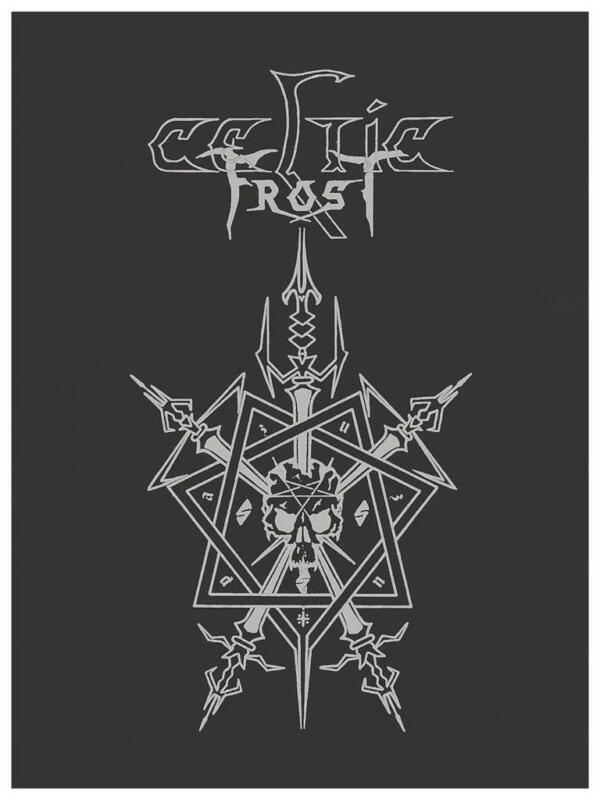 Celtic Frost - POSTER - Morbid Tales - Swedish Metal WALL ART PRINT