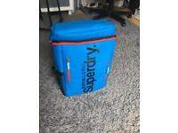 Unused superdry backpack