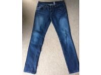 Ladies jeans size 10