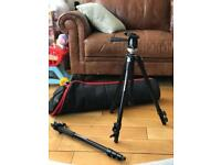 Manfrotto Tripod and Monopod