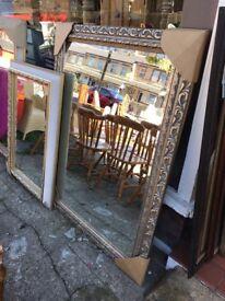 Brand new mirrors
