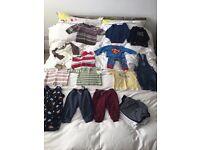 6-9 month boy bundle