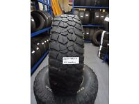 MATCHING SET OF 235 75 15 OFF ROAD TYRES 7mm tread £100 FOR SET SUP & FITD (loads more av} TXT S